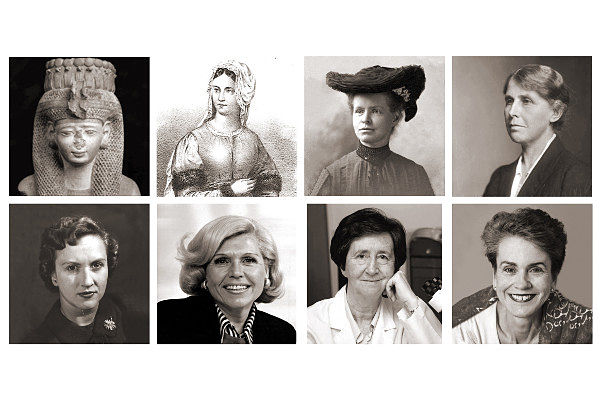 8 mujeres destacadas