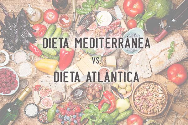 dieta atlántica vs mediterránea portada