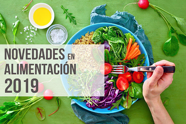 tendencias de alimentación 2019 portada