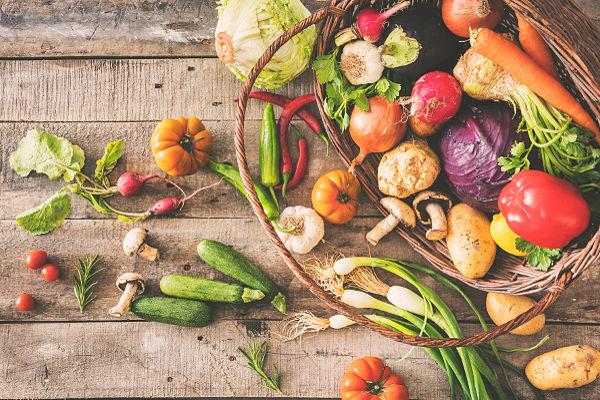 verduras de temporada portada
